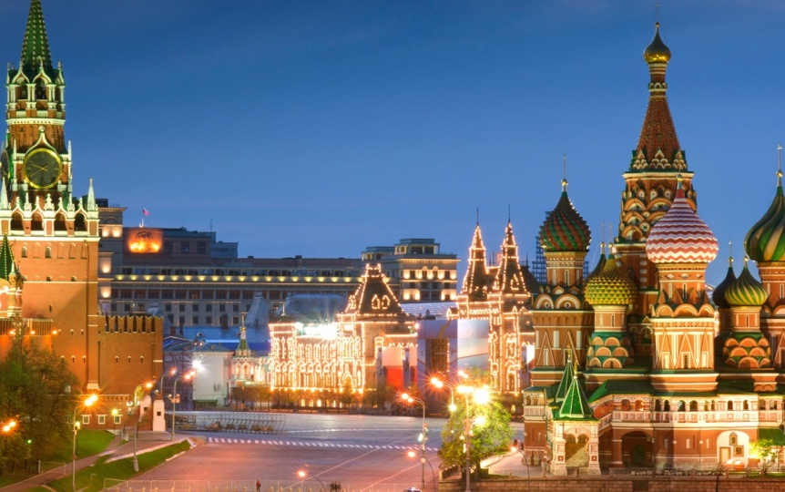 Top 10 Moscow Tourist Attractions
