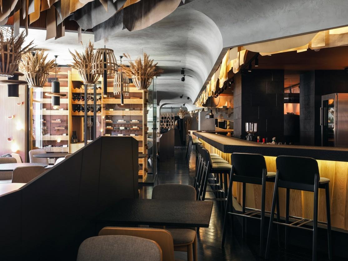 1. Hunt Restaurant