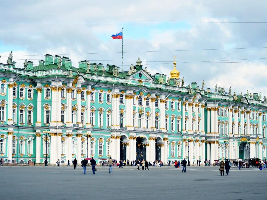 1. Hermitage Museum