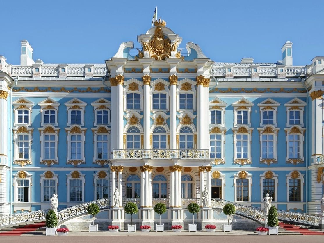 6. Catherine's Palace