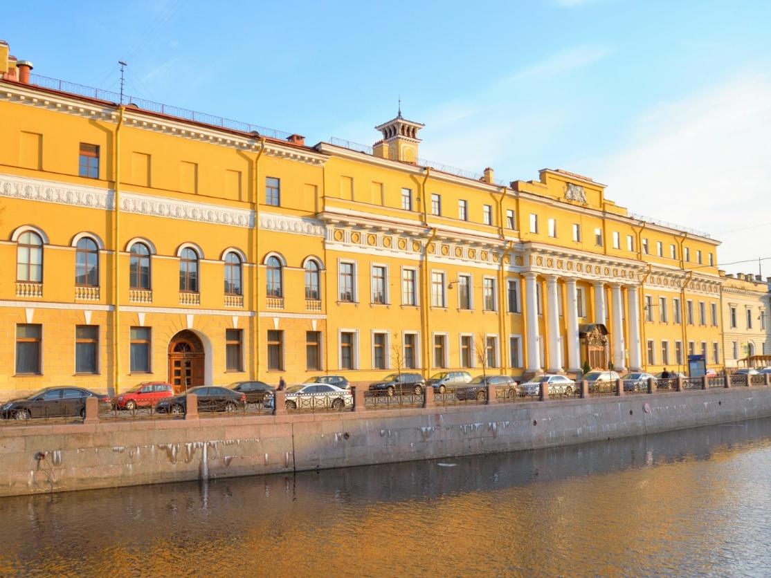 8. Yusupov Palace