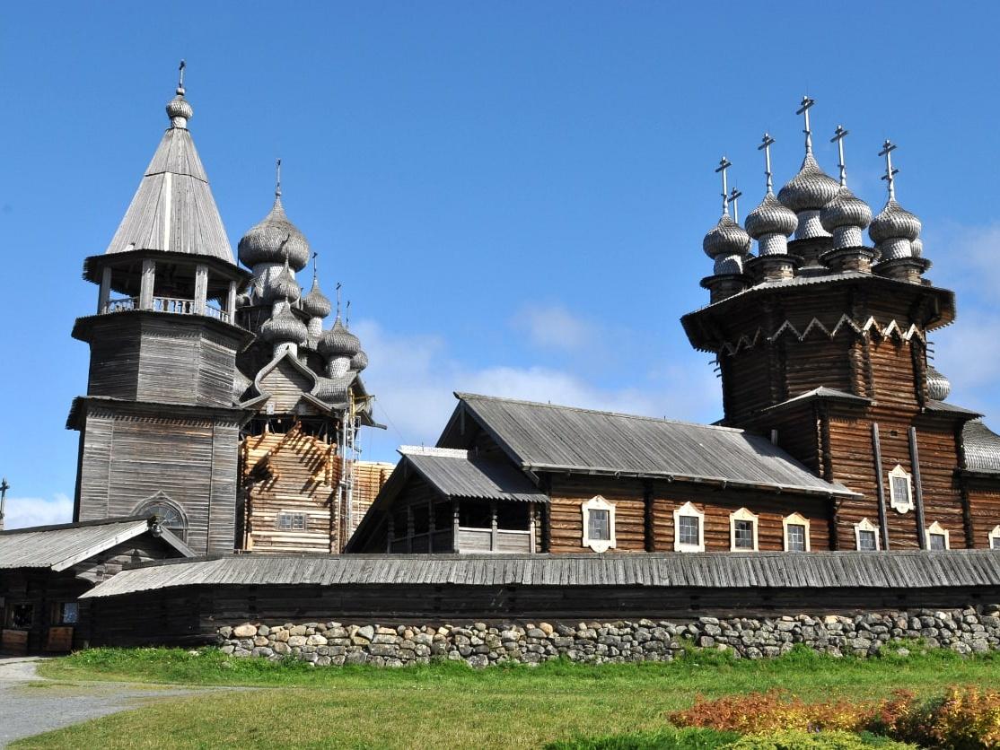 Kizhi Island, Russia