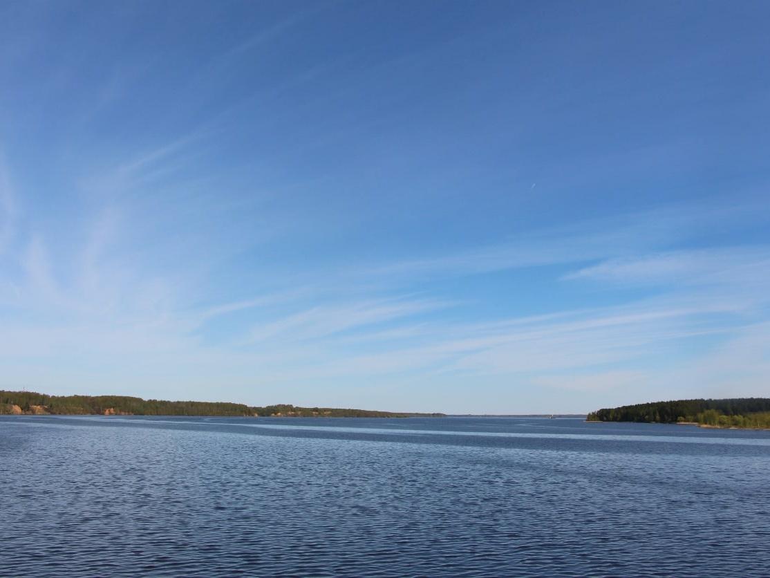 The Volga, Russia