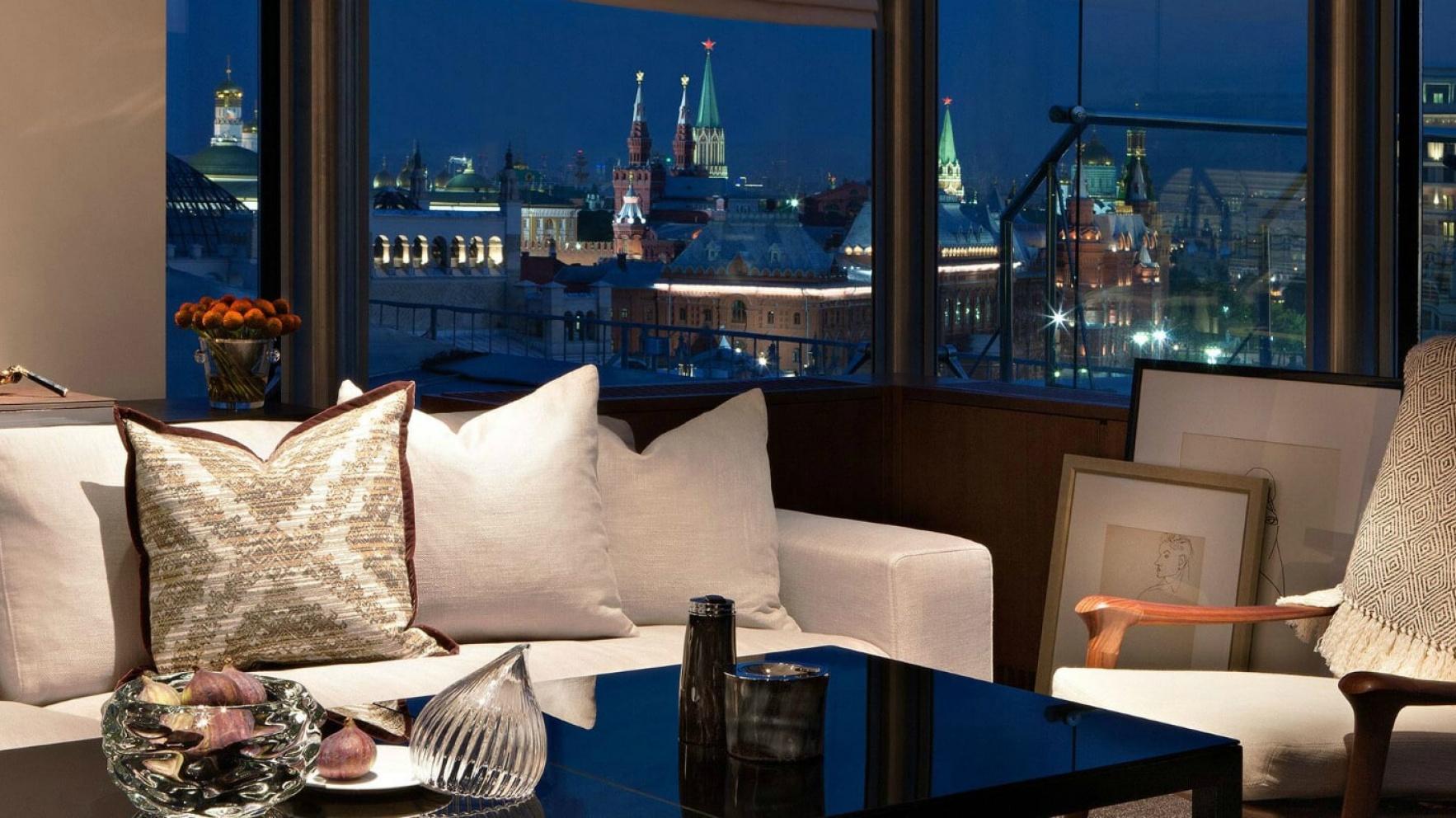 Best Hotels in Russia