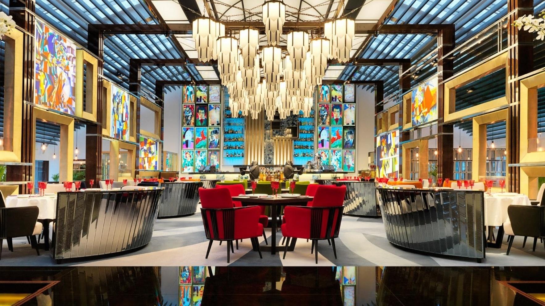 Top Saint Petersburg Restaurants