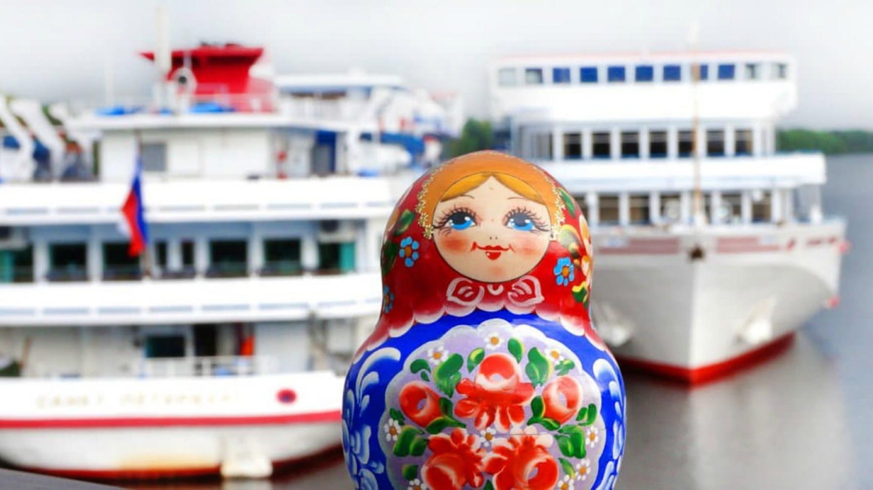 Russian cruise ships guide