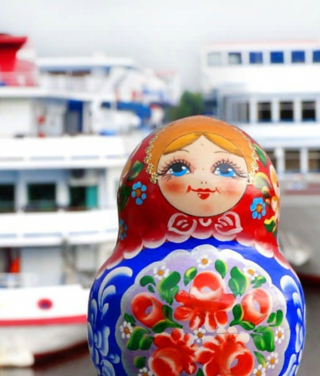Russian cruise ships guide