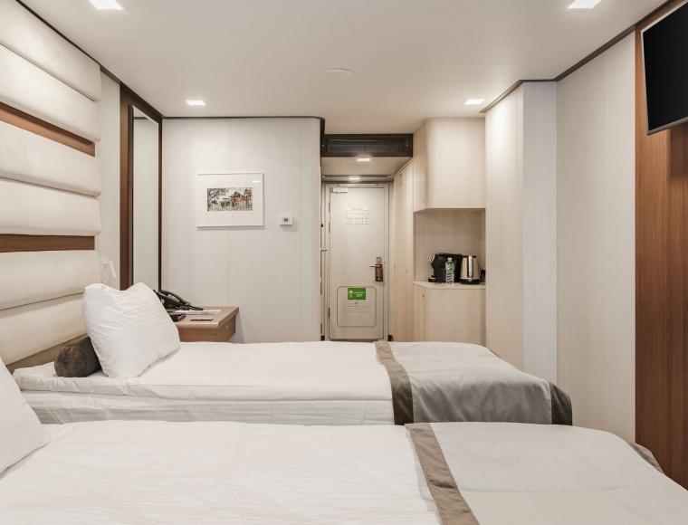 Mustai Karim Ship Accommodation Standard Suite